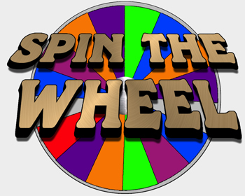 Spin the Wheel Wednesdays - Every WednesdaySpin The Wheel